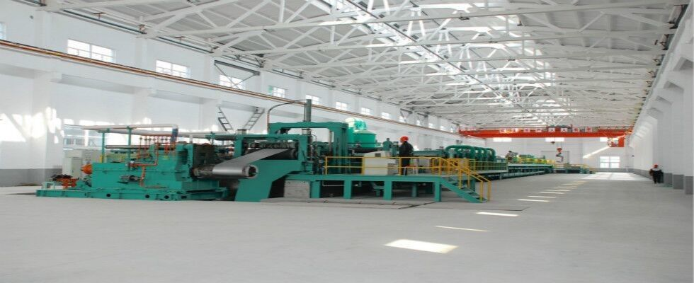 China best Cold Rolling Mill on sales