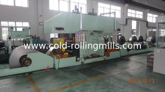 China Rigid 20 High Cold Rolling Mill Machinery , High Precision Stainless Steel Rolling Mill supplier