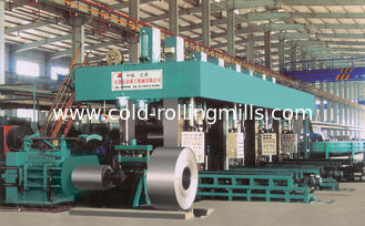 China 4 Stand Tandem Rolling Mill , Carbon Steel Strip Continuous Rolling Mill supplier