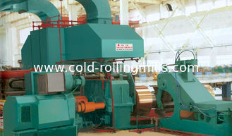 China Hydraulic Electric Controller Copper Strip Rolling Mill High Efficiency supplier
