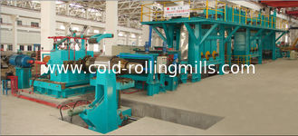 China High Efficiency Electrolytic Cleaning Line For Removing Oil / Scrap Iron supplier