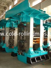 China Stainless Steel Four High Rolling Mill , Electric Reversible Rolling Mill supplier