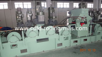 China Stainless Steel Tension Leveling Line For Steel Strip Edge Wave Removal supplier