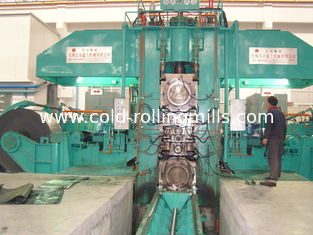 China 1050mm 6 Hi Cold Rolling Mill Carbon Steel AGC Siemens Electric Controller supplier