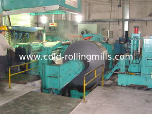 China 8 High Hydraulic Cold Rolling Machine MKW 950mm 220m Per Min Speed supplier