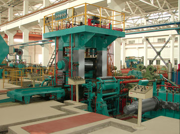 China Hardened Temper Rolling Mill Four Roller For Carbon Steel High Elasticity distributor