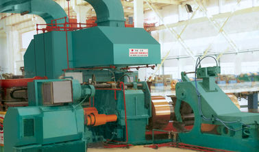 Hydraulic Electric Controller Copper Strip Rolling Mill High Efficiency