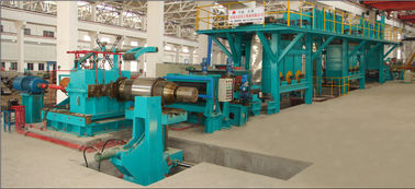 China High Efficiency Electrolytic Cleaning Line For Removing Oil / Scrap Iron distributor