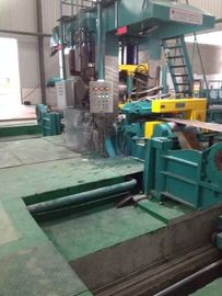 China Automatic Cold Reversible Rolling Mill 4 Hi 650mm AGC Screw Down Type factory