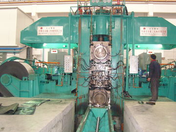 China 1050mm 6 Hi Cold Rolling Mill Carbon Steel AGC Siemens Electric Controller distributor