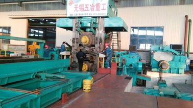 China 8000KN Automatic Temper Rolling Mill 1450mm AGC Screw Down Dry Type distributor