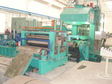 China Carbon Steel Electric Rolling Mill Machines , 1000mm 4 Hi Reversible Cold Rolling Mill distributor