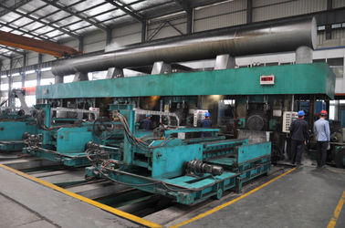 China 5 Stand Continuous Rolling Mill Machines , Stainless Steel Cold Tandem Rolling Mill 800mm distributor