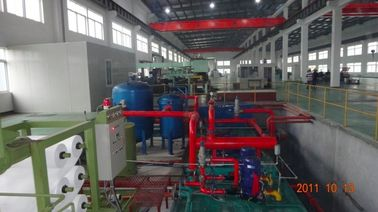 China 4 High Reversing Cold Rolling Mill Stainless Steel Tension Reel 120 KN factory