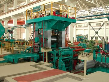 China 450mm Electric Temper Rolling Mill , Carbon Steel Two High Rolling Mill distributor