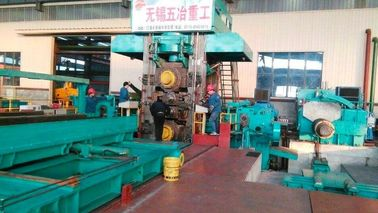 China Automatic Four High Rolling Mill High Speed With Electric Screw Down distributor