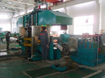 China Carbon Steel Four High Rolling Mill , 300T Reversing Cold Rolling Mill distributor