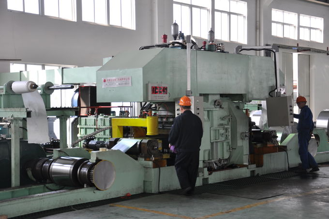 Steel Rolling Mill : Mm reversible high rolling mill stainless steel