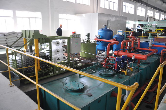 400mm 20 High Rolling Mill , AGC Alloy Steel Reversing Cold Rolling Mill